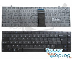 Tastatura Dell XPS 16. Keyboard Dell XPS 16. Tastaturi laptop Dell XPS 16. Tastatura notebook Dell XPS 16