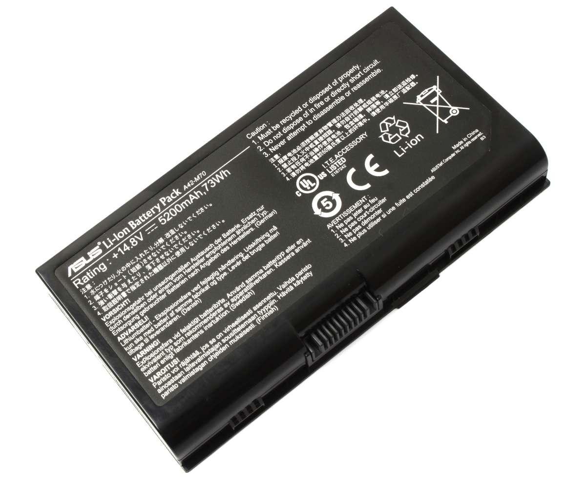 Baterie Asus G71V Originala imagine