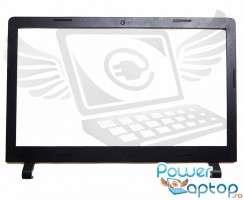 Bezel Front Cover Lenovo  5B30J30759. Rama Display Lenovo  5B30J30759 Neagra
