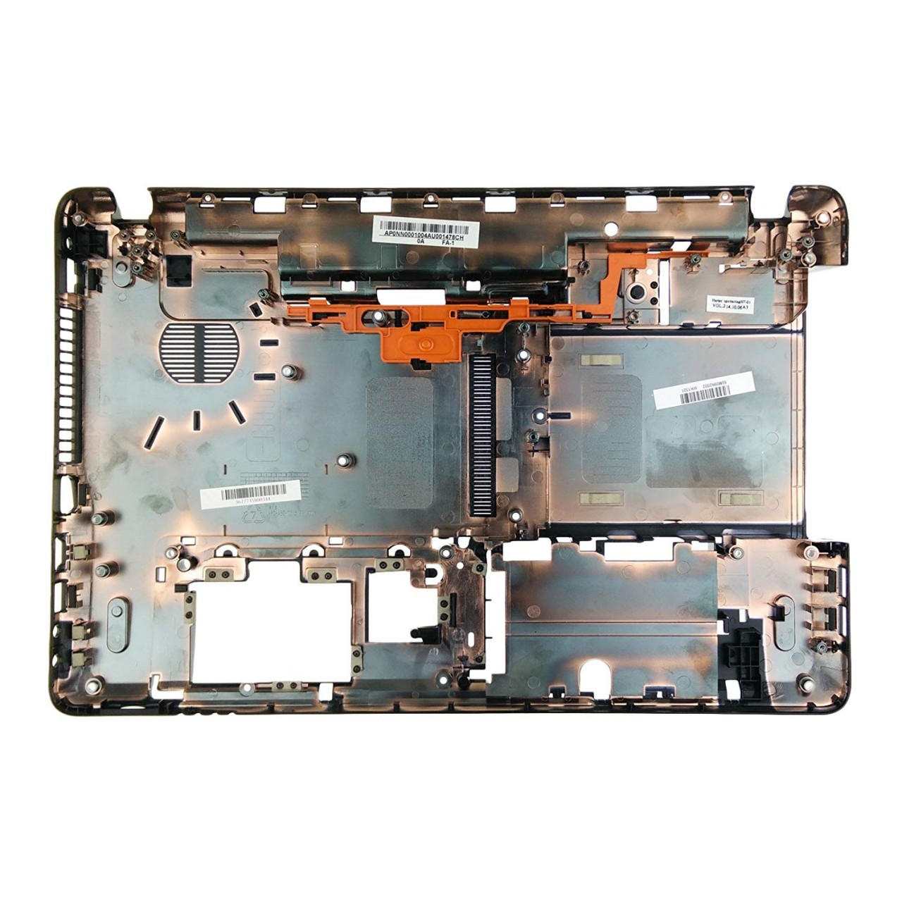 Bottom Case Packard Bell EasyNote TE11HC Carcasa Inferioara Neagra imagine powerlaptop.ro 2021