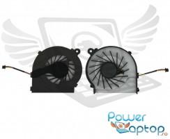 Cooler laptop HP Pavilion G7-1000. Ventilator procesor HP Pavilion G7-1000  . Sistem racire laptop HP Pavilion G7-1000