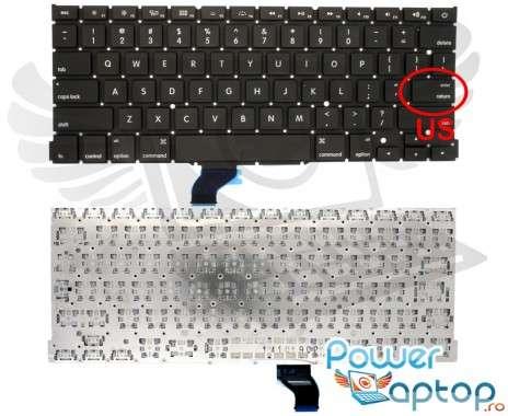 """Tastatura Apple MacBook Pro 13"""" A1502 ME855LL/A. Keyboard Apple MacBook Pro 13"""" A1502 ME855LL/A. Tastaturi laptop Apple MacBook Pro 13"""" A1502 ME855LL/A. Tastatura notebook Apple MacBook Pro 13"""" A1502 ME855LL/A"""