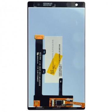 Ansamblu Display LCD  + Touchscreen Lenovo Vibe X3. Modul Ecran + Digitizer Lenovo Vibe X3
