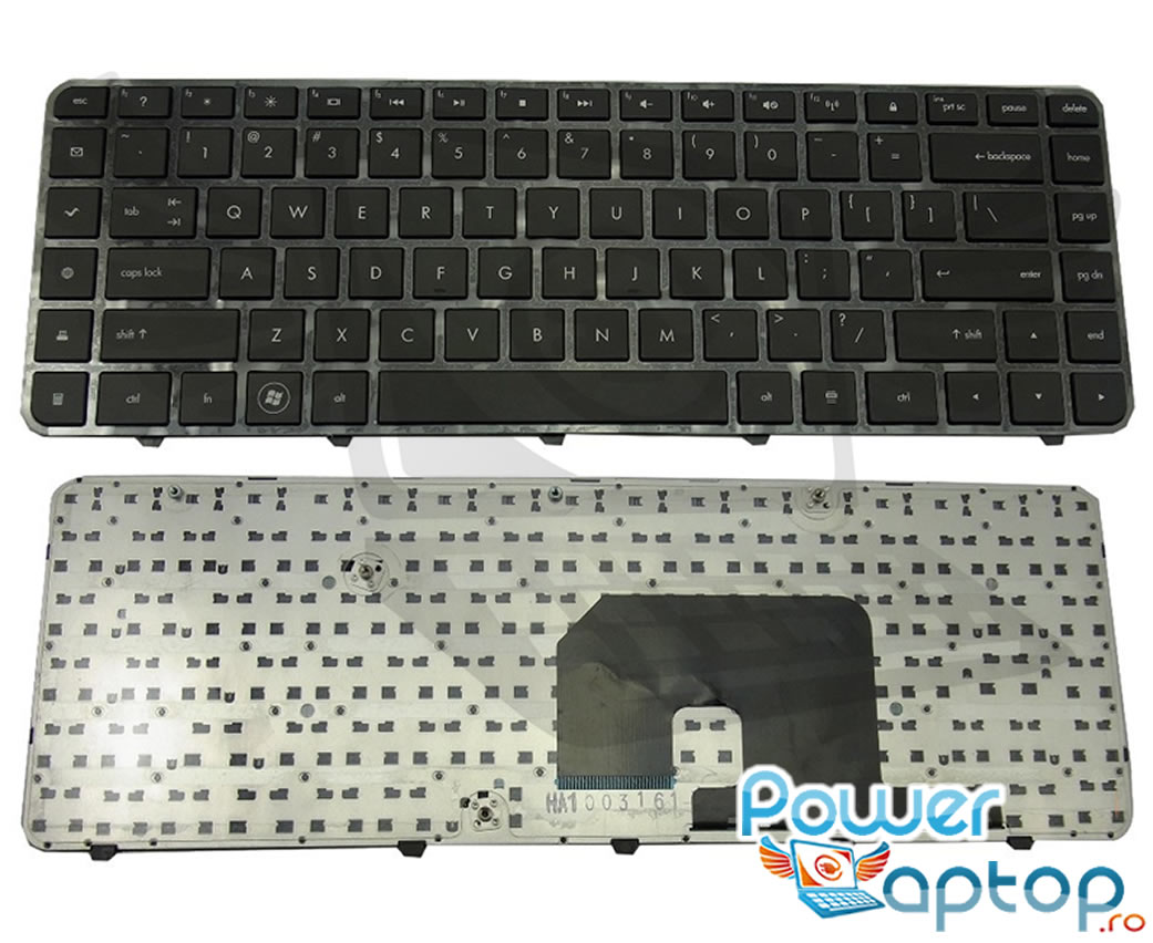 Tastatura HP Pavilion dv6 3030 imagine powerlaptop.ro 2021