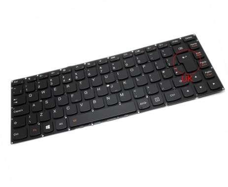 Tastatura Lenovo V-152720AS1 iluminata. Keyboard Lenovo V-152720AS1. Tastaturi laptop Lenovo V-152720AS1. Tastatura notebook Lenovo V-152720AS1