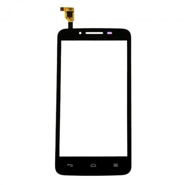 Touchscreen Digitizer Huawei Ascend Y511 Black Negru. Geam Sticla Smartphone Telefon Mobil Huawei Ascend Y511 Black Negru