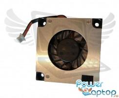 Cooler laptop Asus EeePC 900. Ventilator procesor Asus EeePC 900. Sistem racire laptop Asus EeePC 900