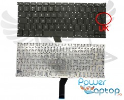 Tastatura Apple MacBook Air  A1369 2011. Keyboard Apple MacBook Air  A1369 2011. Tastaturi laptop Apple MacBook Air  A1369 2011. Tastatura notebook Apple MacBook Air  A1369 2011
