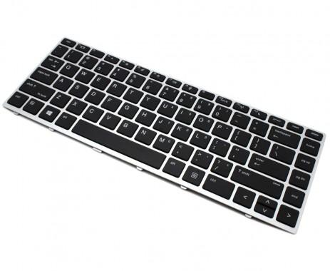 Tastatura HP  L01071-B31 Neagra cu Rama Argintie. Keyboard HP  L01071-B31 Neagra cu Rama Argintie. Tastaturi laptop HP  L01071-B31 Neagra cu Rama Argintie. Tastatura notebook HP  L01071-B31 Neagra cu Rama Argintie