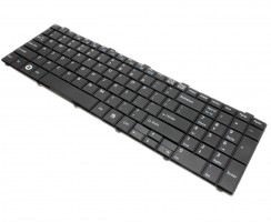 Tastatura Fujitsu Lifebook A530 neagra. Keyboard Fujitsu Lifebook A530 neagra. Tastaturi laptop Fujitsu Lifebook A530 neagra. Tastatura notebook Fujitsu Lifebook A530 neagra