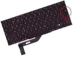 Tastatura Apple MacBook Pro 15 Retina A1398 ME664. Keyboard Apple MacBook Pro 15 Retina A1398 ME664. Tastaturi laptop Apple MacBook Pro 15 Retina A1398 ME664. Tastatura notebook Apple MacBook Pro 15 Retina A1398 ME664
