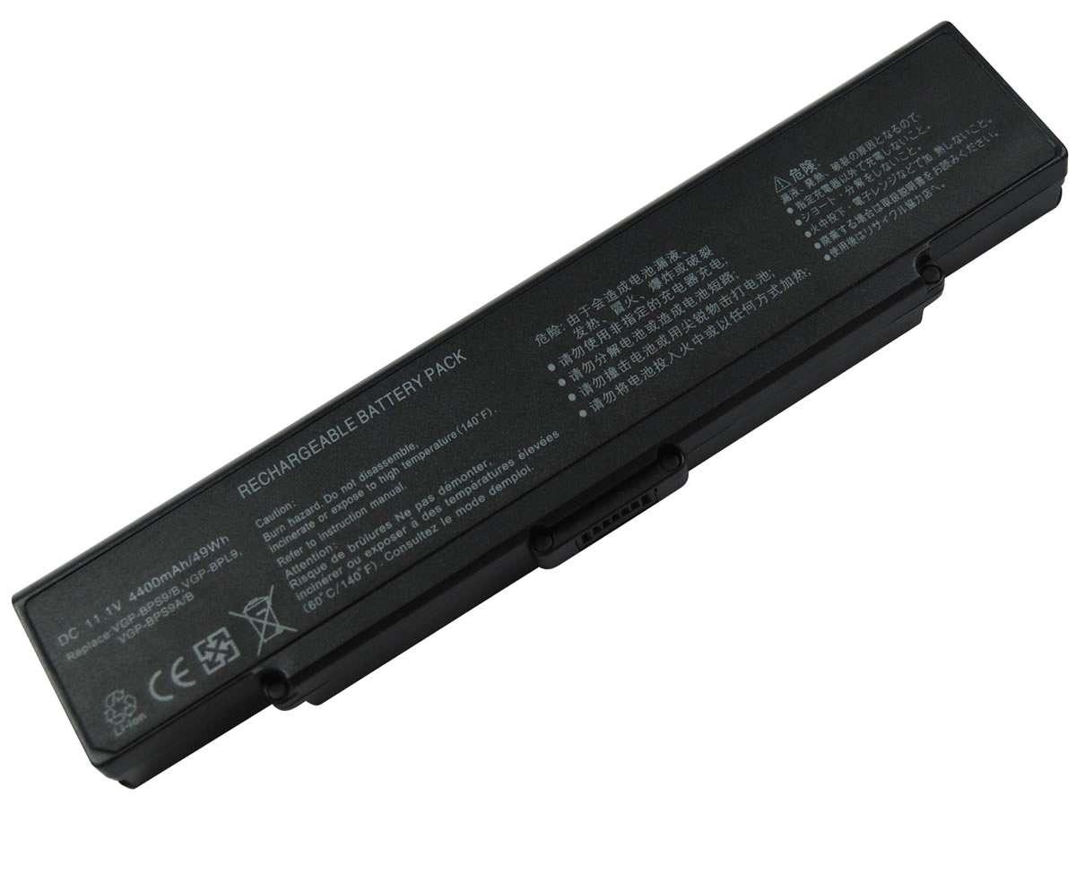 Baterie Sony VAIO VGN AR61S 6 celule imagine powerlaptop.ro 2021