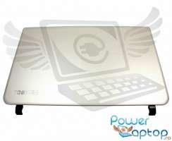 Carcasa Display Toshiba Satellite L50D-B. Cover Display Toshiba Satellite L50D-B. Capac Display Toshiba Satellite L50D-B Argintie