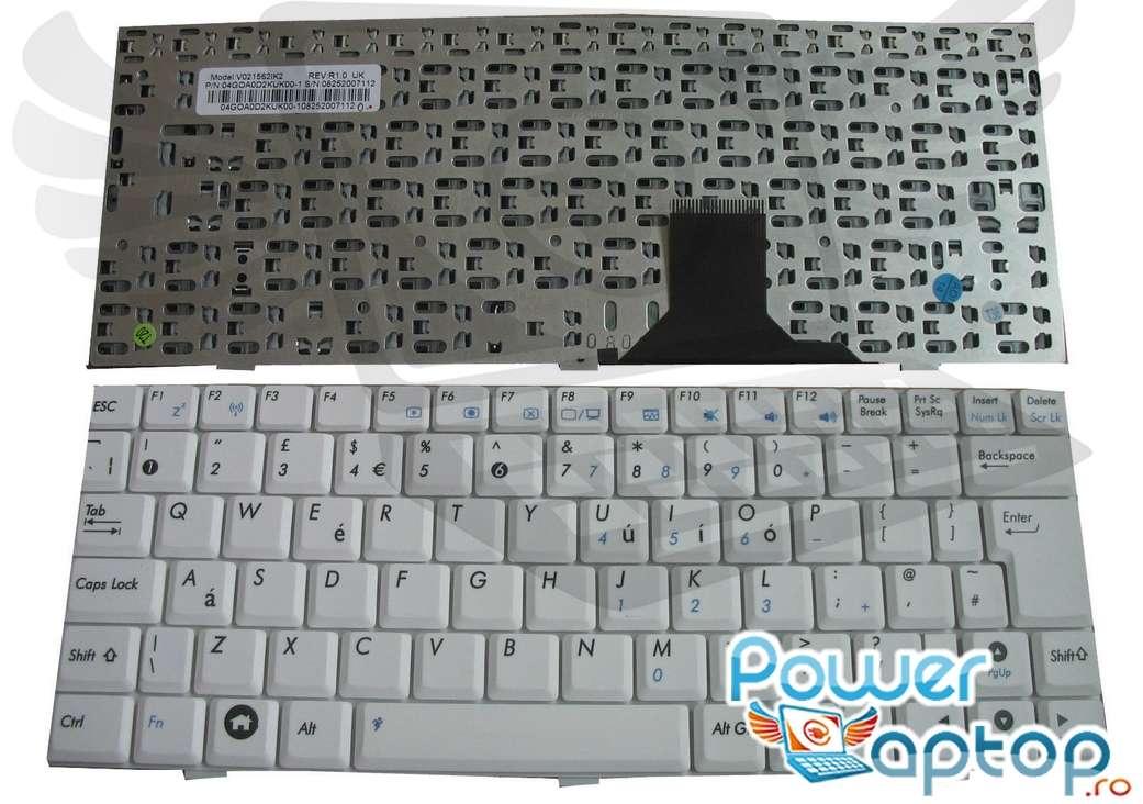 Tastatura Packard Bell EasyNote BG46 alba imagine powerlaptop.ro 2021
