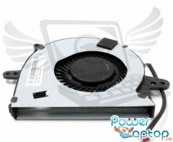 Cooler laptop Asus  X401U. Ventilator procesor Asus  X401U. Sistem racire laptop Asus  X401U