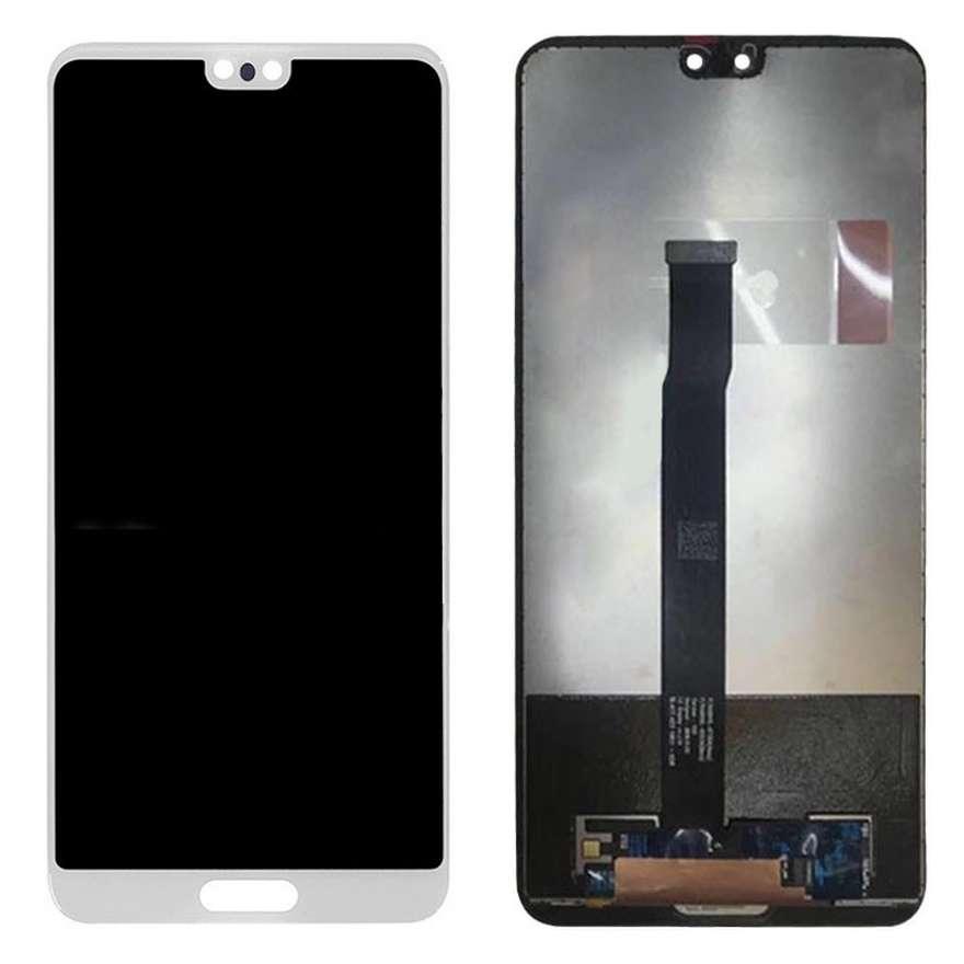 Display Huawei P20 EML L09C White Alb imagine powerlaptop.ro 2021