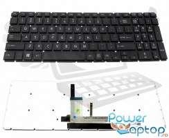 Tastatura Toshiba Radius P55W-B iluminata. Keyboard Toshiba Radius P55W-B. Tastaturi laptop Toshiba Radius P55W-B. Tastatura notebook Toshiba Radius P55W-B
