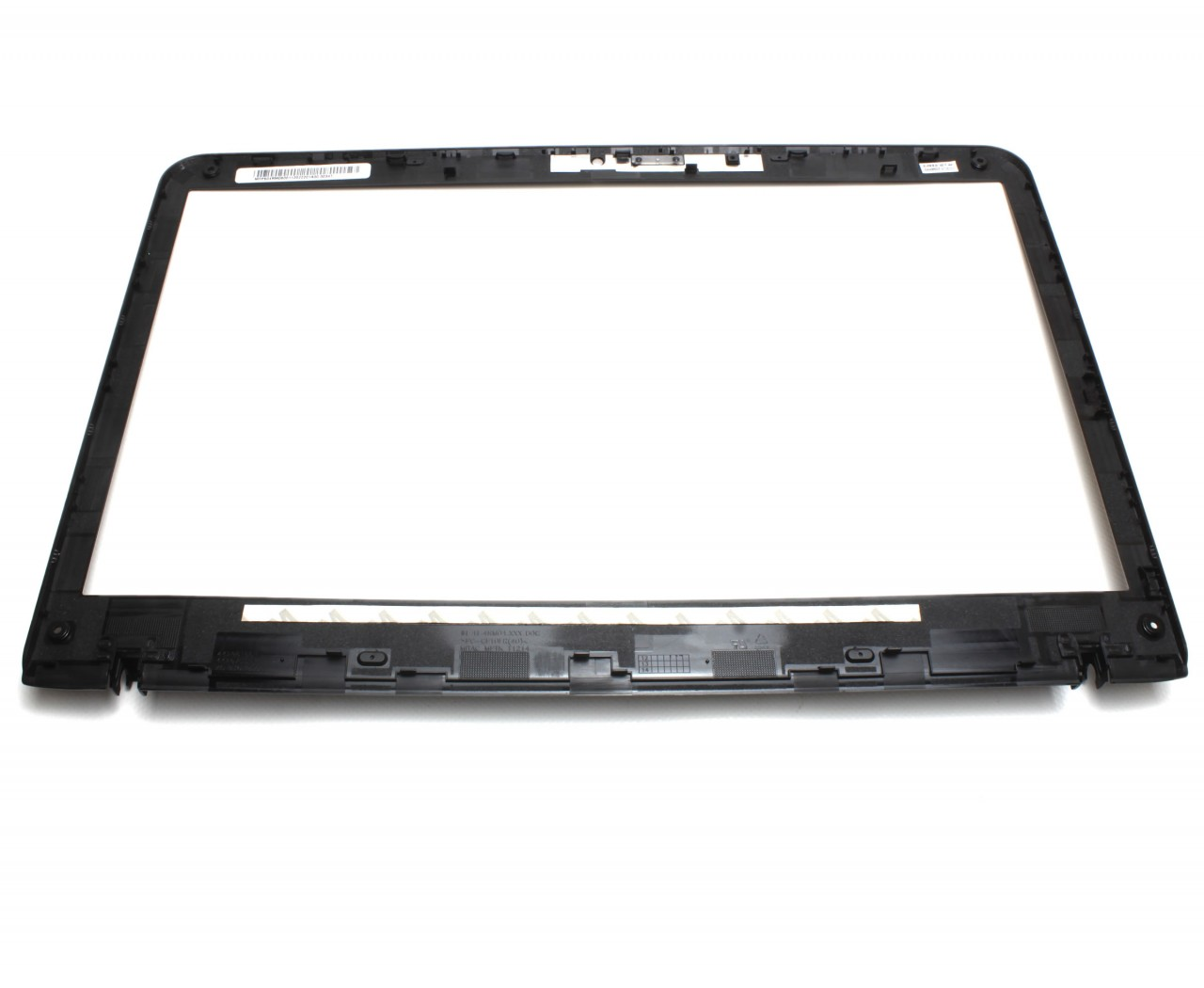 Rama Display Sony 3IHK5BHN000 Bezel Front Cover Neagra imagine powerlaptop.ro 2021