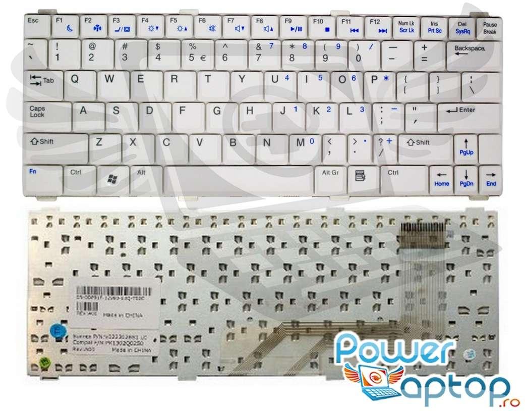 Tastatura Dell Vostro V1200 alba imagine
