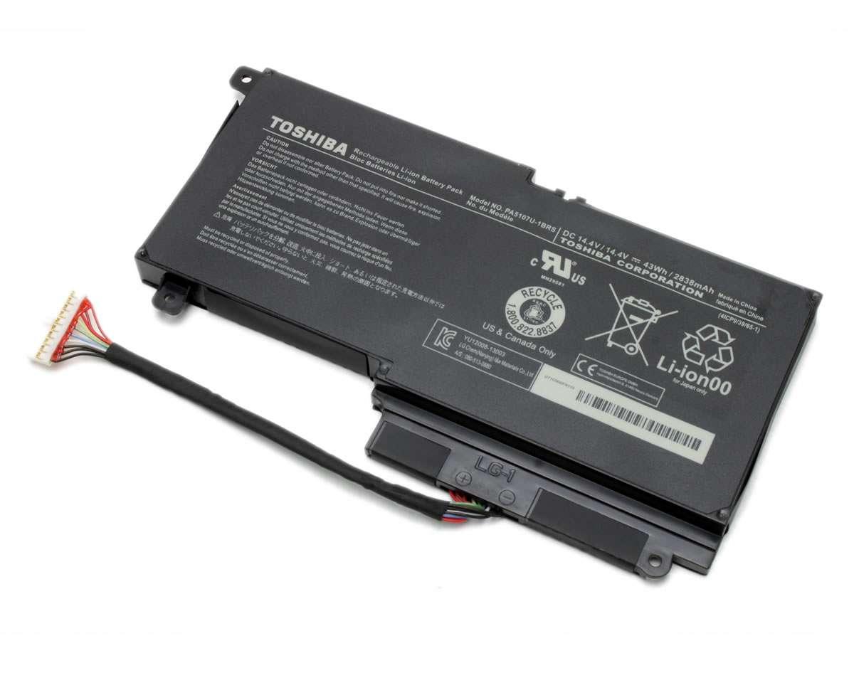 Baterie Toshiba Satellite P55 B Originala 43Wh 4 celule imagine