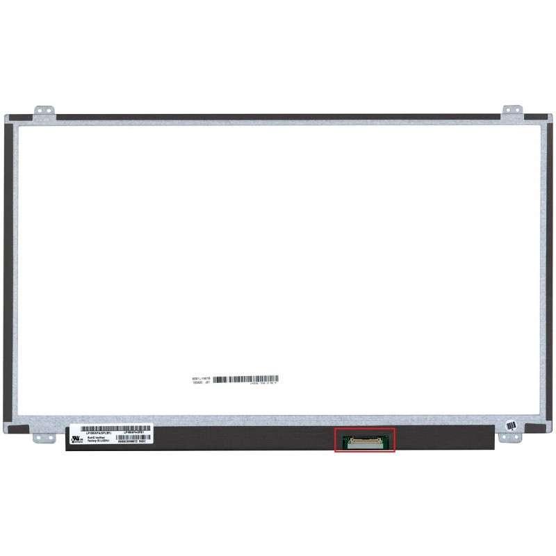 Display laptop Innolux N156HGE-EAL Ecran 15.6 slim 1920X1080 30 pini Edp imagine powerlaptop.ro 2021