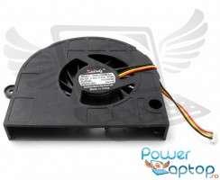 Cooler laptop eMachines  E642. Ventilator procesor eMachines  E642. Sistem racire laptop eMachines  E642