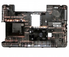 Bottom Toshiba  H000042280. Carcasa Inferioara Toshiba  H000042280 Neagra