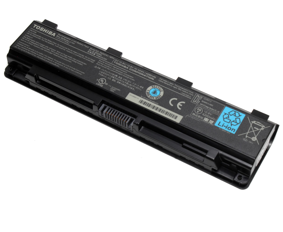 Baterie Toshiba Satellite Pro M845 Originala imagine powerlaptop.ro 2021