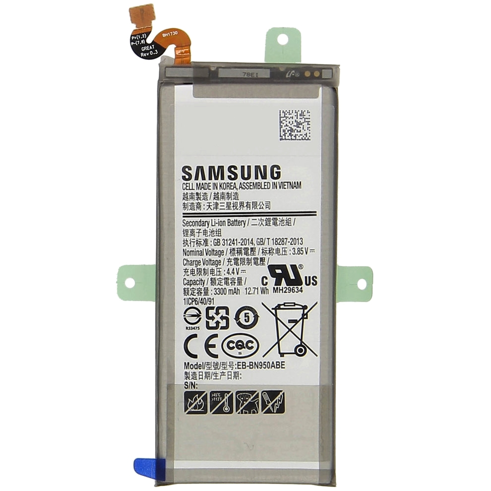 Baterie Acumulator Samsung Galaxy Note 8 N950F imagine powerlaptop.ro 2021