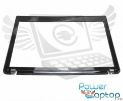 Bezel Front Cover Toshiba Satellite P855. Rama Display Toshiba Satellite P855 Neagra