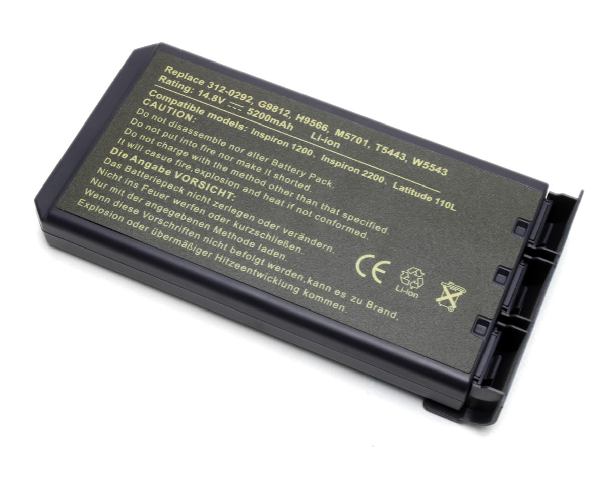Baterie Dell H9566 imagine 2021