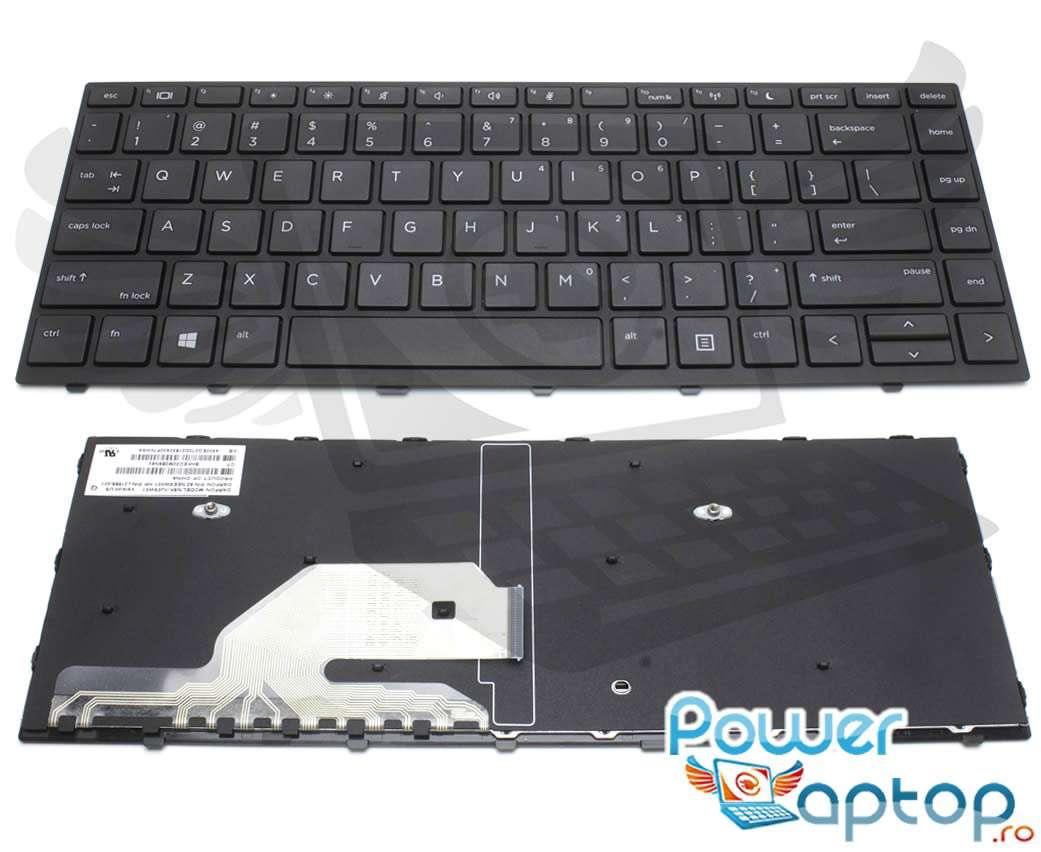 Tastatura HP L21585 001 imagine powerlaptop.ro 2021