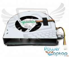 Cooler laptop IBM Lenovo  G505. Ventilator procesor IBM Lenovo  G505. Sistem racire laptop IBM Lenovo  G505