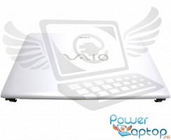 Carcasa Display Sony Vaio SVE14112. Cover Display Sony Vaio SVE14112. Capac Display Sony Vaio SVE14112 Alba