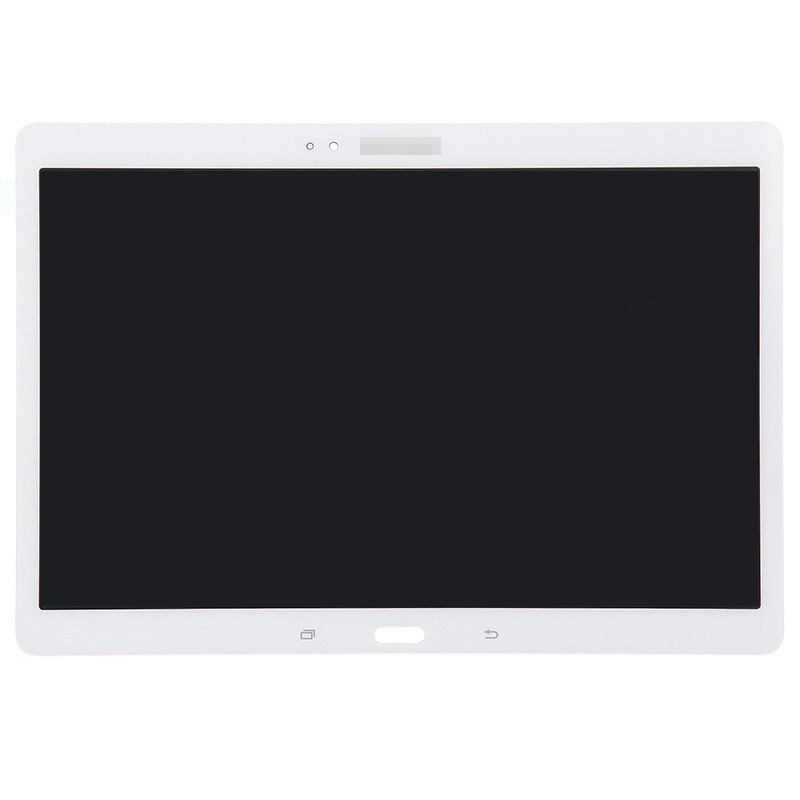 Ansamblu LCD Display Touchscreen Samsung T805 Galaxy Tab S 10.5 LTE Alb imagine powerlaptop.ro 2021