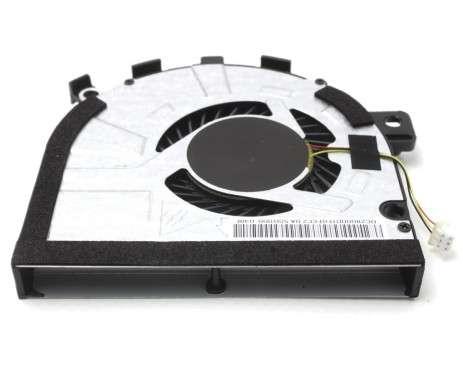 Cooler laptop Toshiba Satellite E45T. Ventilator procesor Toshiba Satellite E45T. Sistem racire laptop Toshiba Satellite E45T