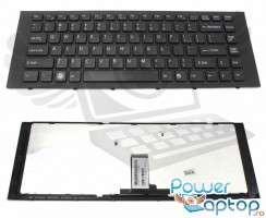 Tastatura Sony Vaio VPCEG18FX W. Keyboard Sony Vaio VPCEG18FX W. Tastaturi laptop Sony Vaio VPCEG18FX W. Tastatura notebook Sony Vaio VPCEG18FX W
