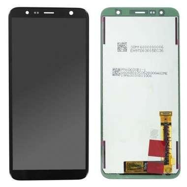 Ansamblu Display LCD + Touchscreen Samsung Galaxy J4+ Plus 2018 J415F Black Negru  Original Service Pack . Ecran + Digitizer Samsung Galaxy J4+ Plus 2018 J415F Negru Black  Original Service Pack