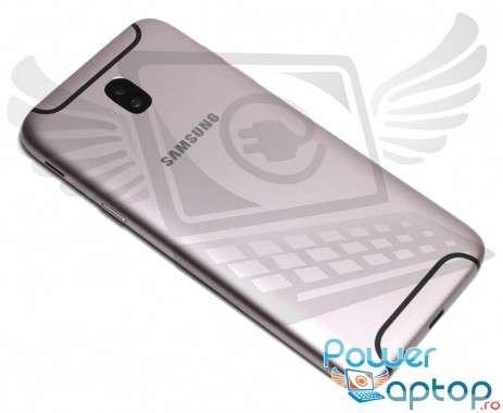 Capac Baterie Samsung Galaxy J5 2017 J530FM Rose Gold. Capac Spate Samsung Galaxy J5 2017 J530FM Rose Gold