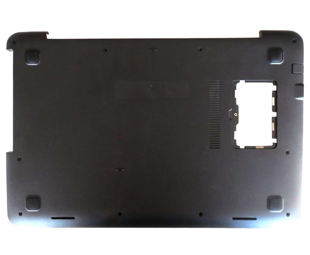 Bottom Case Asus X555UQ Carcasa Inferioara Neagra imagine
