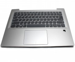 Palmrest Lenovo Yoga 520-14IKB. Carcasa Superioara Lenovo Yoga 520-14IKB Gri cu tastatura si touchpad inclus