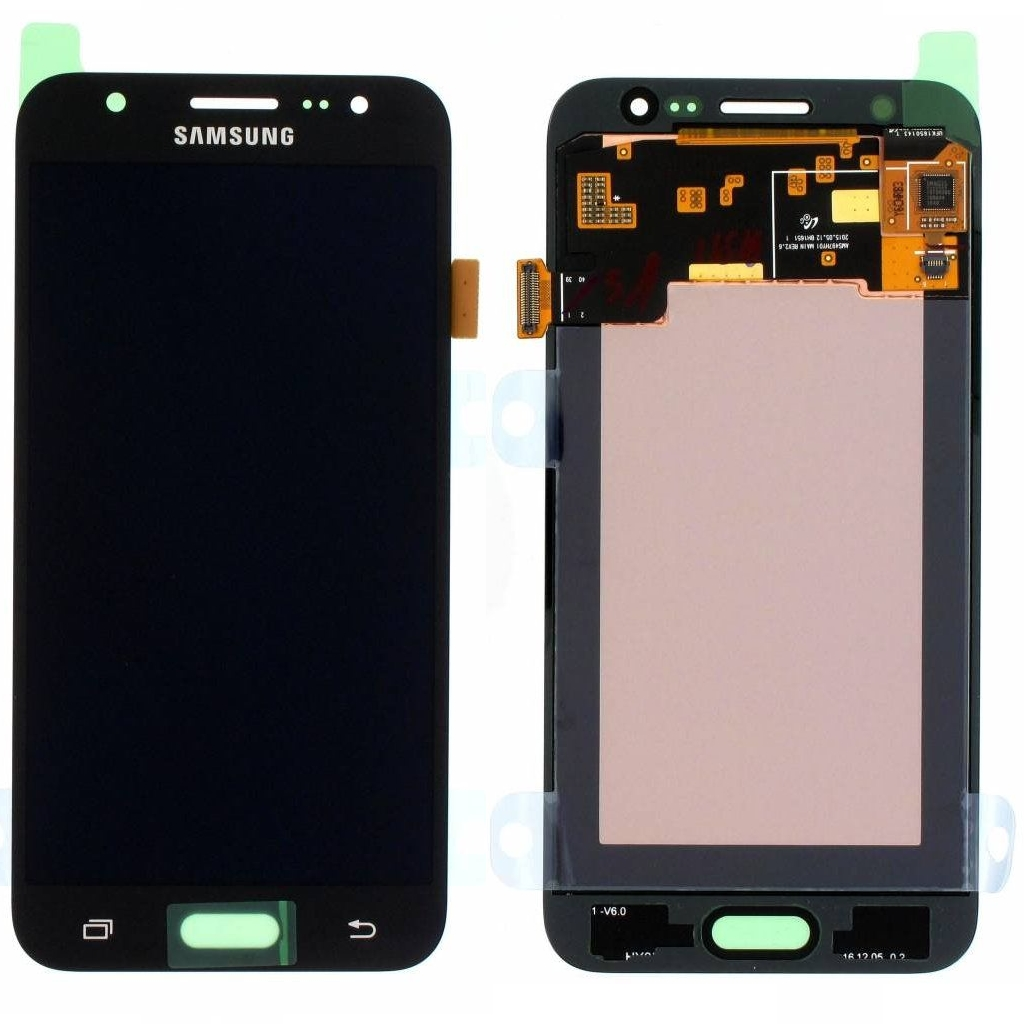Display Samsung Galaxy J5 2015 J500 Display Original Service Pack Black Negru