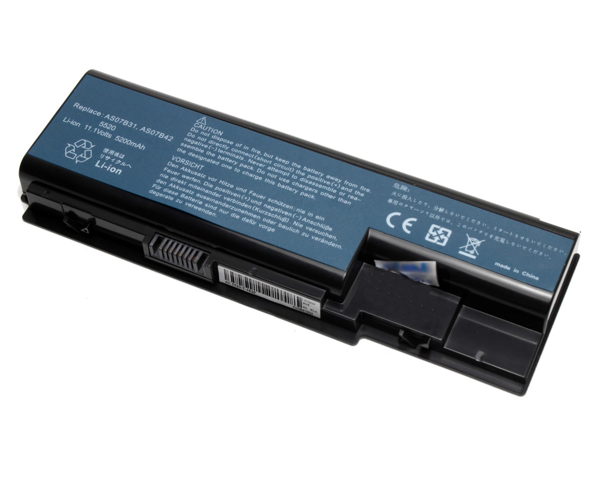 Baterie Acer Aspire 7735 imagine