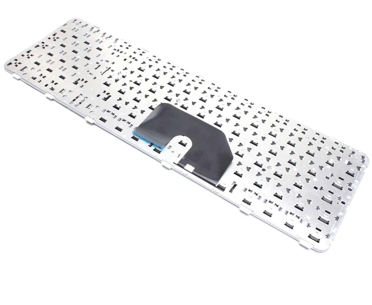 Tastatura HP V122603BS1 US Argintie imagine