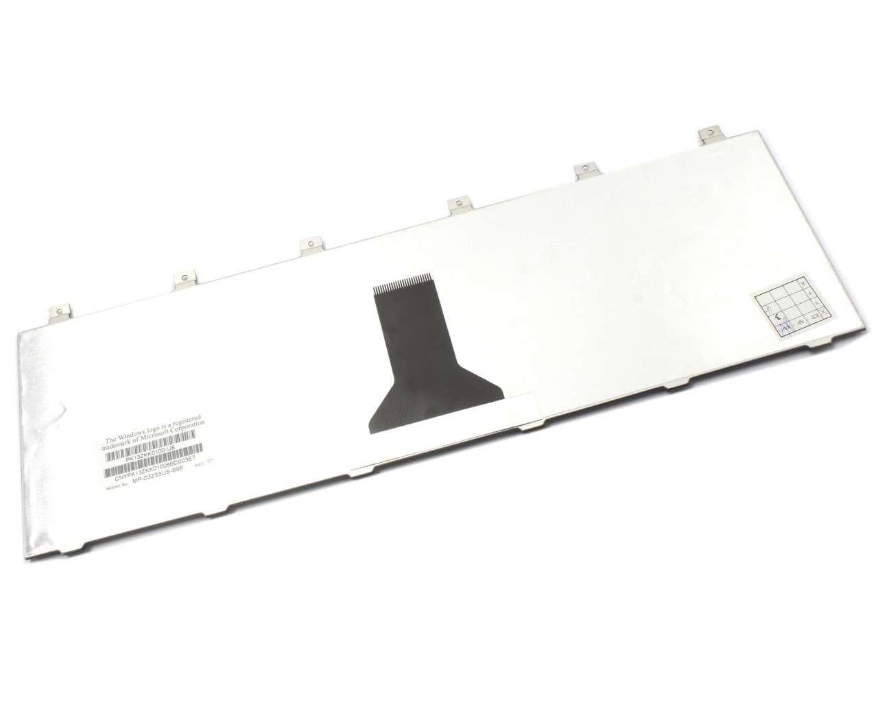 Tastatura Toshiba Satellite M65 imagine powerlaptop.ro 2021