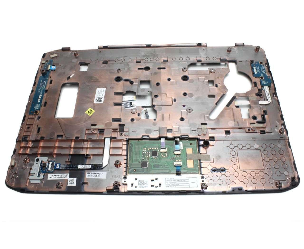 Palmrest Dell QXW00 Negru cu touchpad imagine powerlaptop.ro 2021