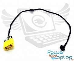 Mufa alimentare Lenovo Ideapad Yoga 13-5934 cu fir . DC Jack Lenovo Ideapad Yoga 13-5934 cu fir