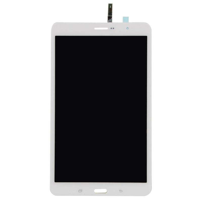 Ansamblu LCD Display Touchscreen Samsung Galaxy Tab Pro 8.4 LTE T325 Alb ORIGINAL imagine powerlaptop.ro 2021