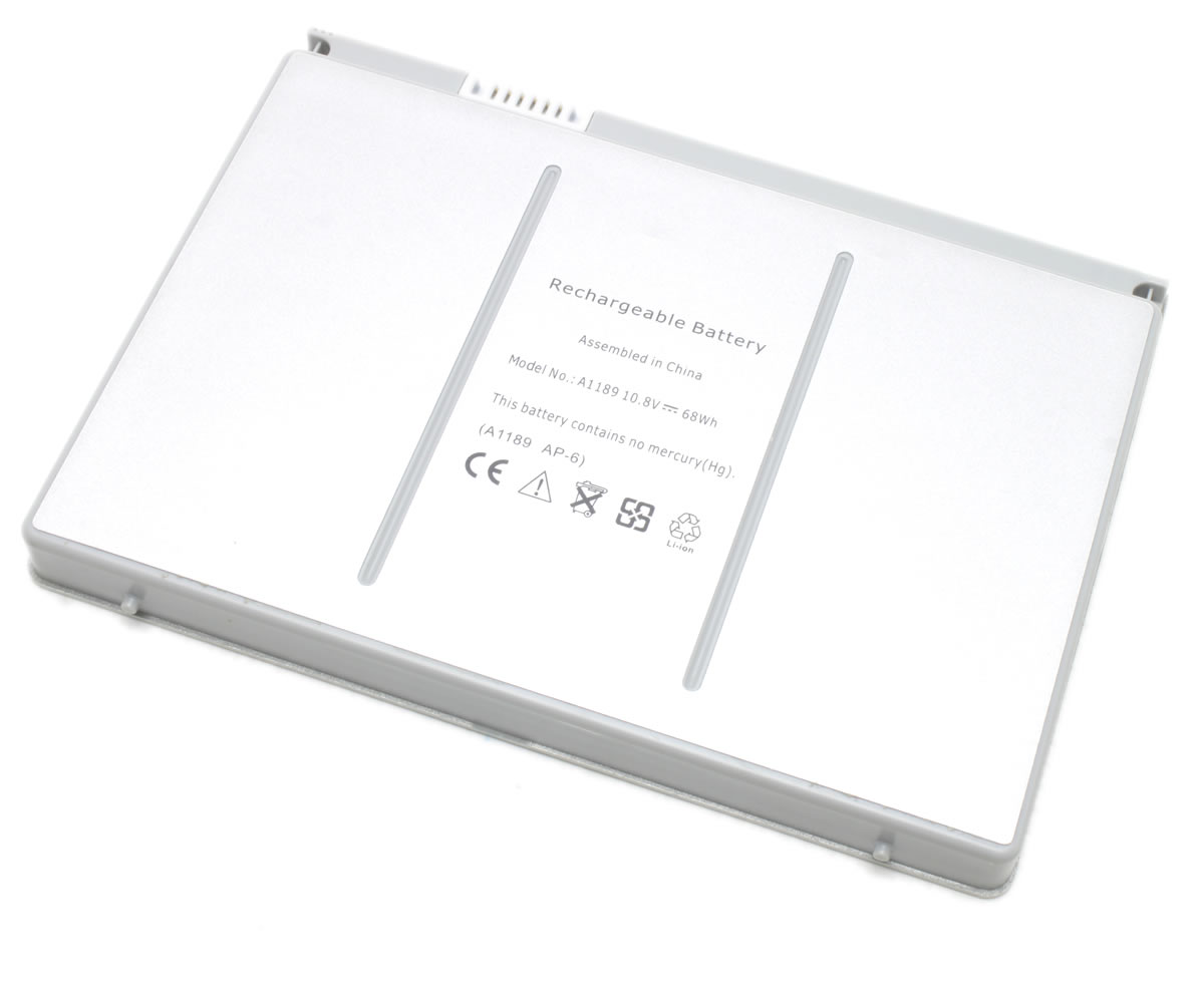 Baterie Apple A1229 imagine powerlaptop.ro 2021