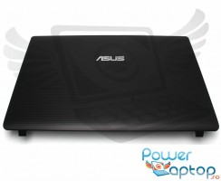 Carcasa Display Asus  X53Z. Cover Display Asus  X53Z. Capac Display Asus  X53Z Neagra